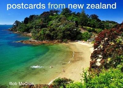 Postcards from New Zealand - Bob McCree - Pocket Edition