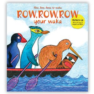 Row Row Row Your Waka Children's Book