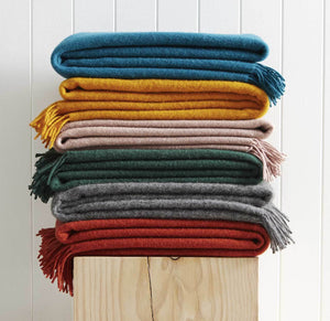 Selection of Nevis Throws