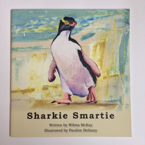 Sharkie Smartie Book
