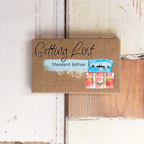 Getting Lost Game - The Standard Edition