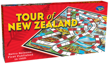 Load image into Gallery viewer, Tour of New Zealand Board Game