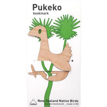 Load image into Gallery viewer, Pukeko Bookmark