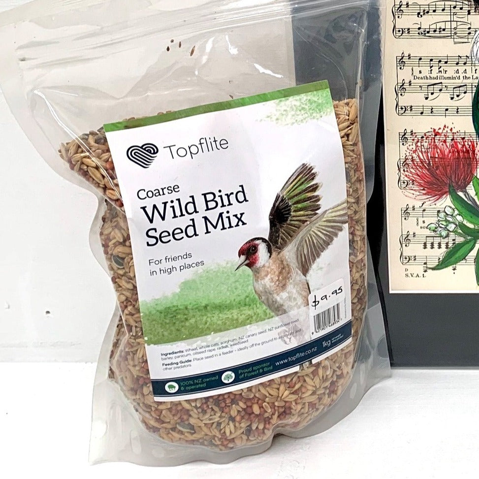 Wild Bird Seed Mix - Coarse