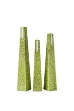 Load image into Gallery viewer, Lemongrass Icicle Candles - 3 sizes