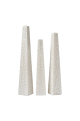 Vanilla Orchid Icicle Candles - 3 sizes