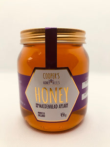 Medium Runny Honey - 454g net