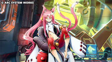 Character Preview: Kokonoe Mercury