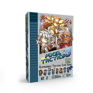 Pixel Tactics 3, the SRPG Card Game, by Level 99 Games