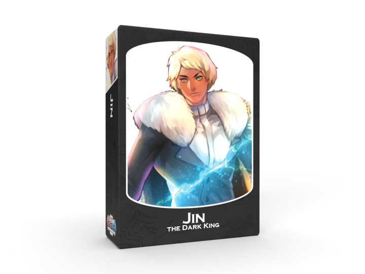 BattleCON: Jin Solo Fighter