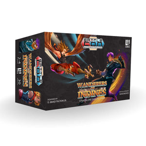 BattleCON: Wanderers (Pre-Order) - Level 99 Store - Level 99 Games