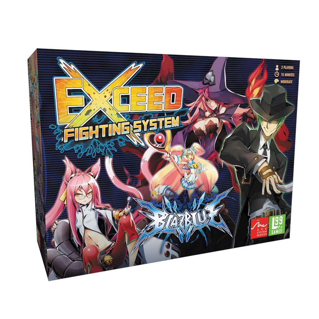 BlazBlue Exceed - Hazama Box - Level 99 Store - Level 99 Games