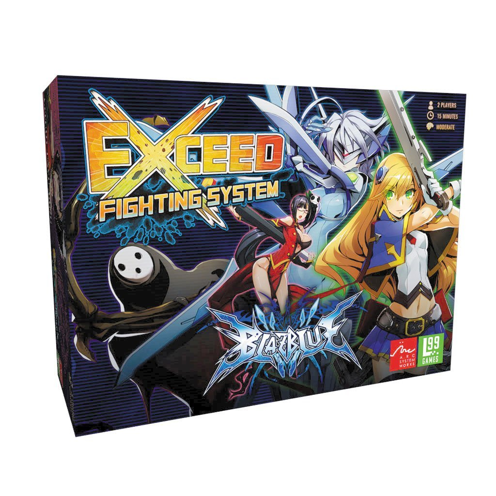 BlazBlue Exceed - Noel Box - Level 99 Store - Level 99 Games