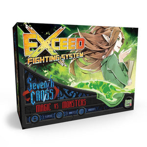 Exceed: Seventh Cross - Magic vs. Monsters Box - Level 99 Store - Level 99 Games