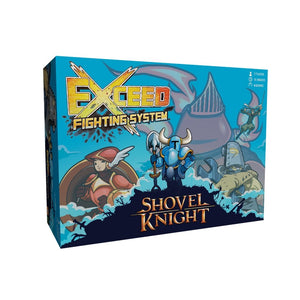 Exceed: Shovel Knight - Hope Box - Level 99 Store - Level 99 Games