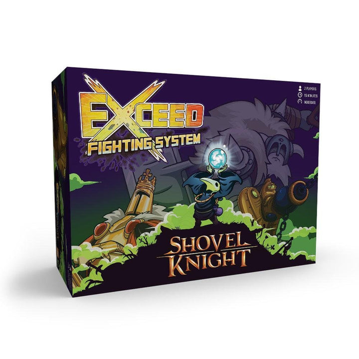 Exceed: Shovel Knight - Shadow Box - Level 99 Store - Level 99 Games