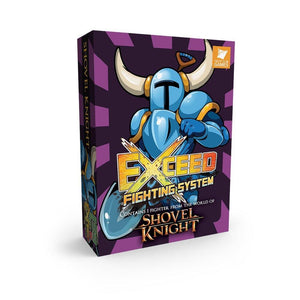 Exceed: Shovel Knight Solo Fighter - Level 99 Store - Level 99 Games