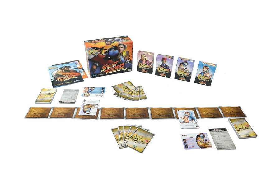 Exceed: Street Fighter - Chun-Li Box - Level 99 Store - Level 99 Games