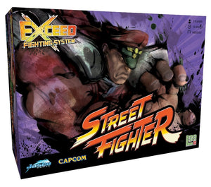 Exceed: Street Fighter - M. Bison Box - Level 99 Store - Level 99 Games
