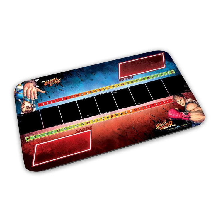 Exceed: Street Fighter Playmat - Level 99 Store - Level 99 Games