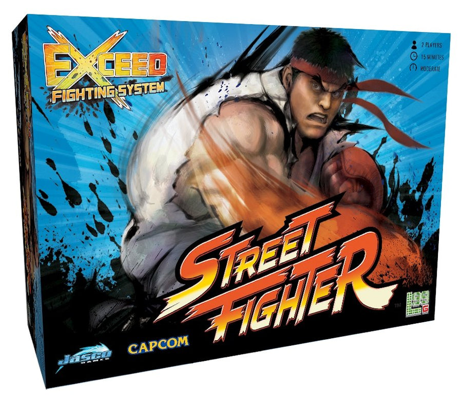 Exceed: Street Fighter - Ryu Box - Level 99 Store - Level 99 Games