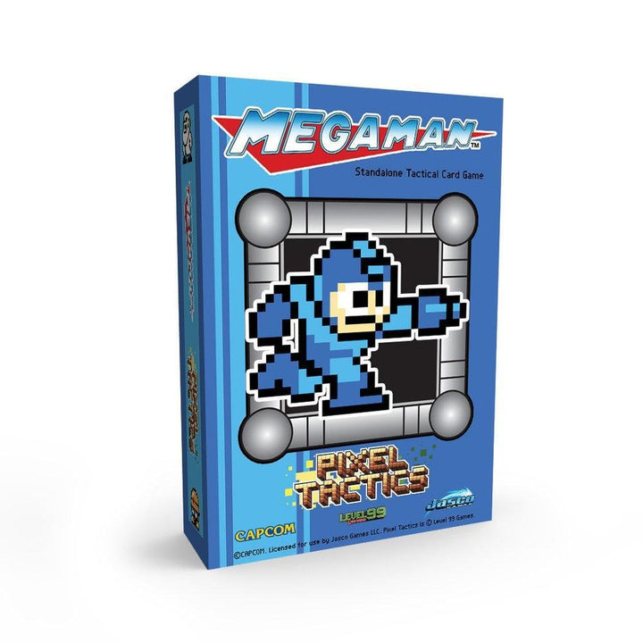 Mega Man Pixel Tactics - Level 99 Store - Level 99 Games