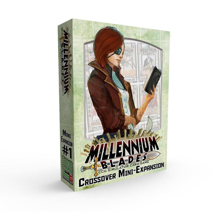 Millennium Blades: Crossover Mini - Level 99 Store - Level 99 Games