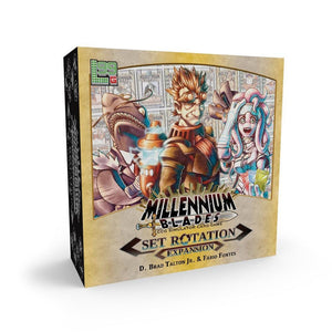 Millennium Blades Set Rotation - Level 99 Store - Level 99 Games