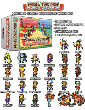 Pixel Tactics Deluxe - Level 99 Store - Level 99 Games