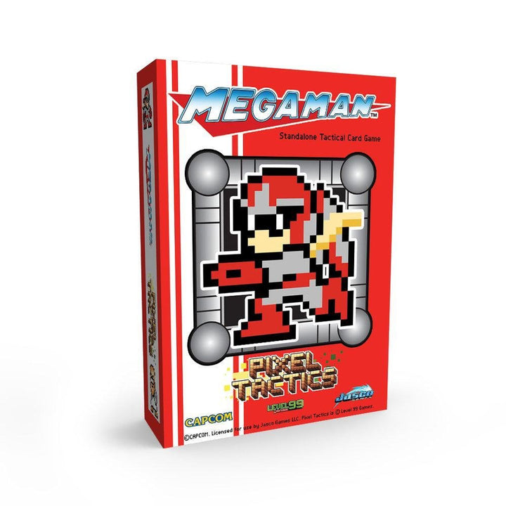 Proto Man Pixel Tactics - Level 99 Store - Level 99 Games