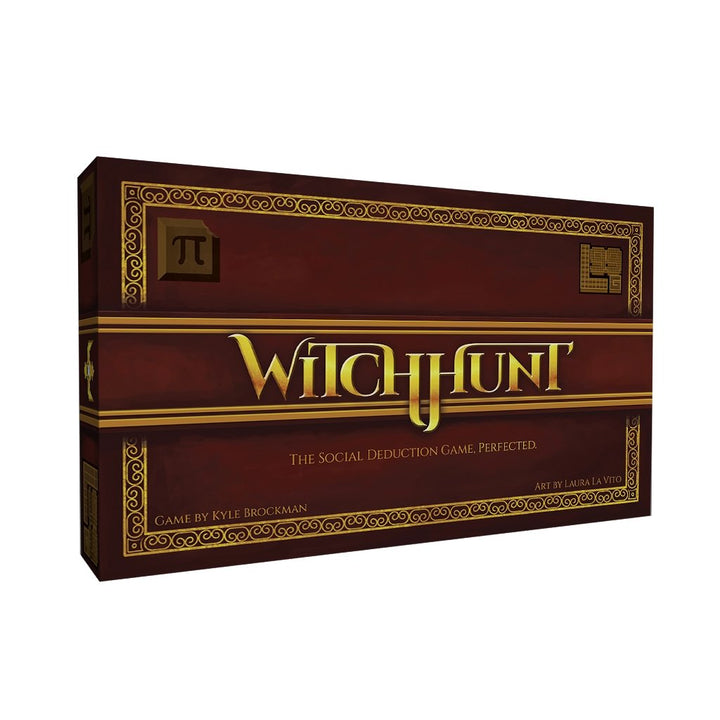 Witch Hunt - Level 99 Store - Level 99 Games