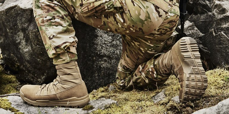 botte militaire | extreme waterproof