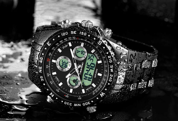 Chrono Sport | Extreme Waterproof