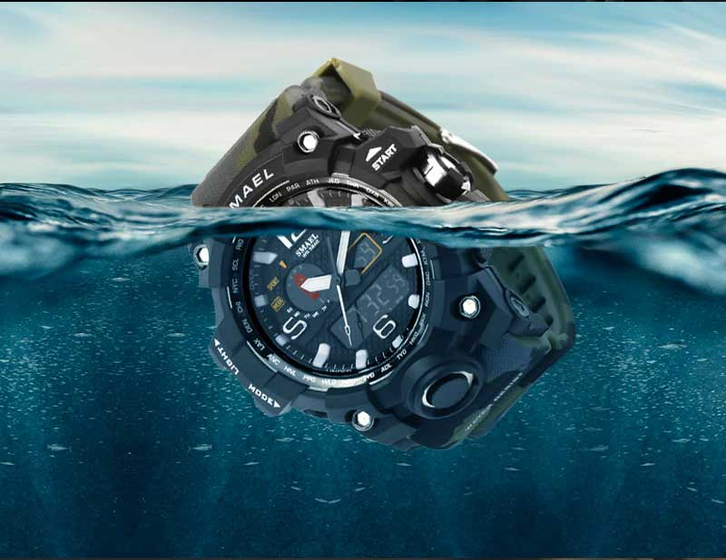 Montre Waterproof Homme