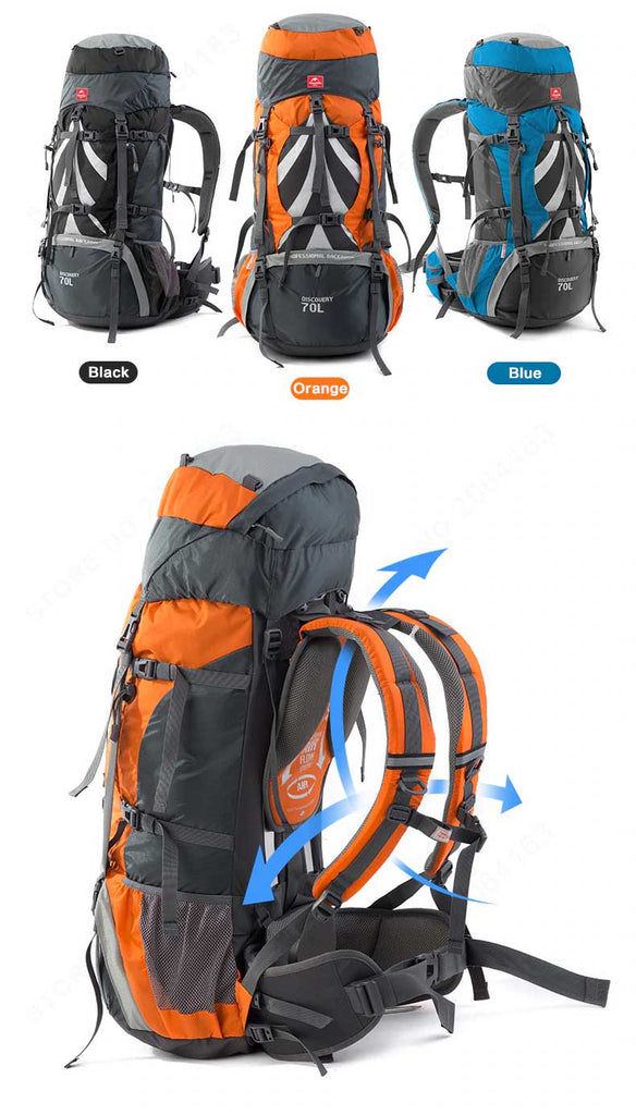 SAC A DOS PROFESSIONNEL | EXTREME WATERPROOF