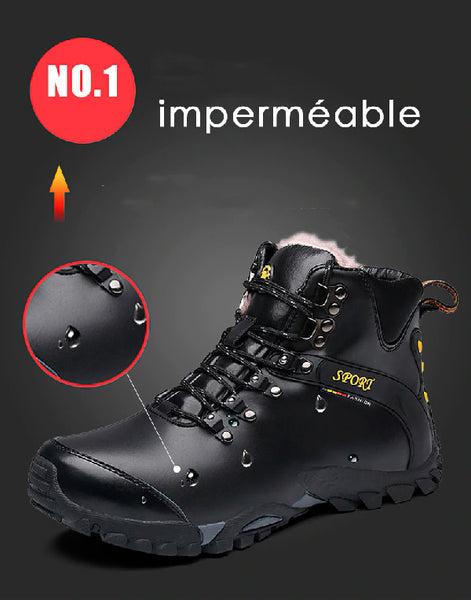 Work boots | Extreme Waterproof