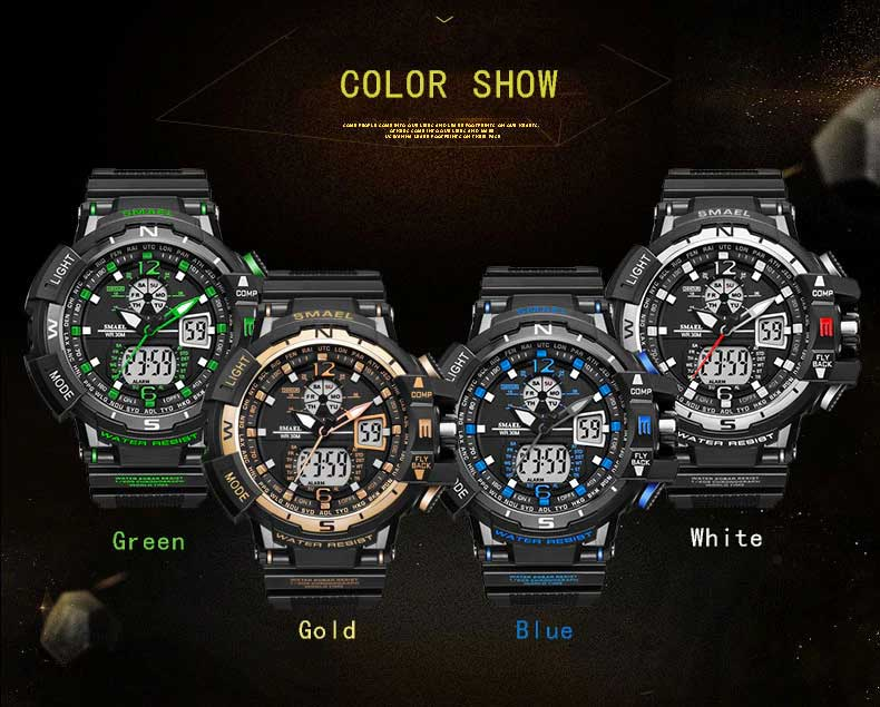 Montre waterproof homme| EXTREME WATERPROOF