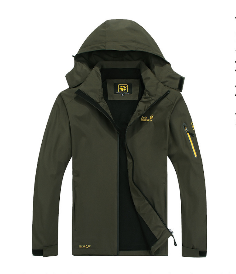 WATERPROOF JACKETS <br> Fishing suit