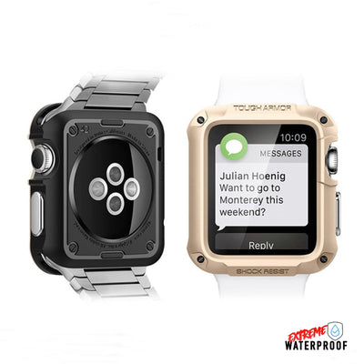 Accessoires Waterproof <br> Protection Apple Watch 4 | Extrême Waterproof