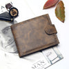 Luxury Designer Mens Leather Wallet