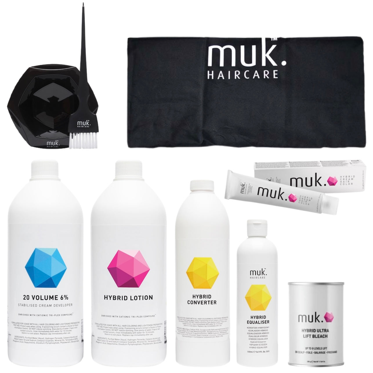 Mini Intro to Blonde Color Kit
