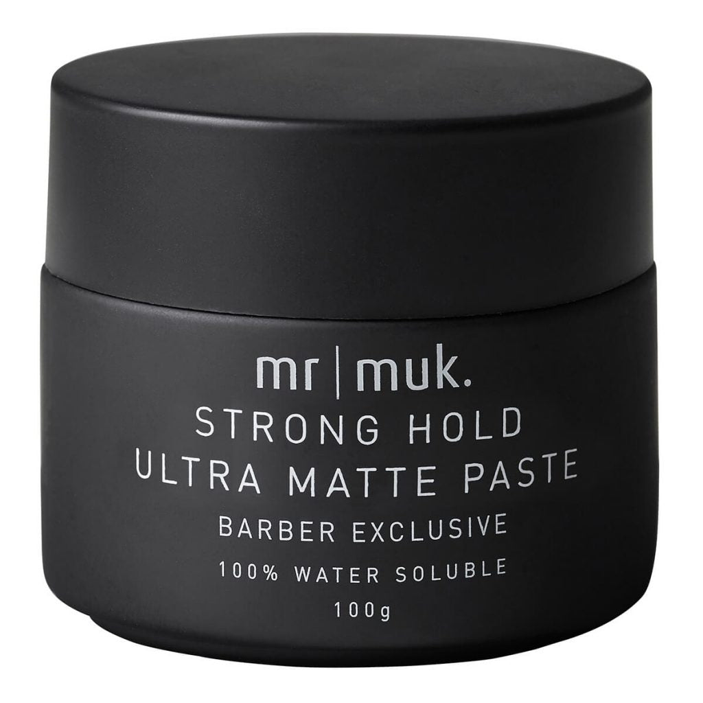 mr muk Strong Hold Ultra Matte Paste