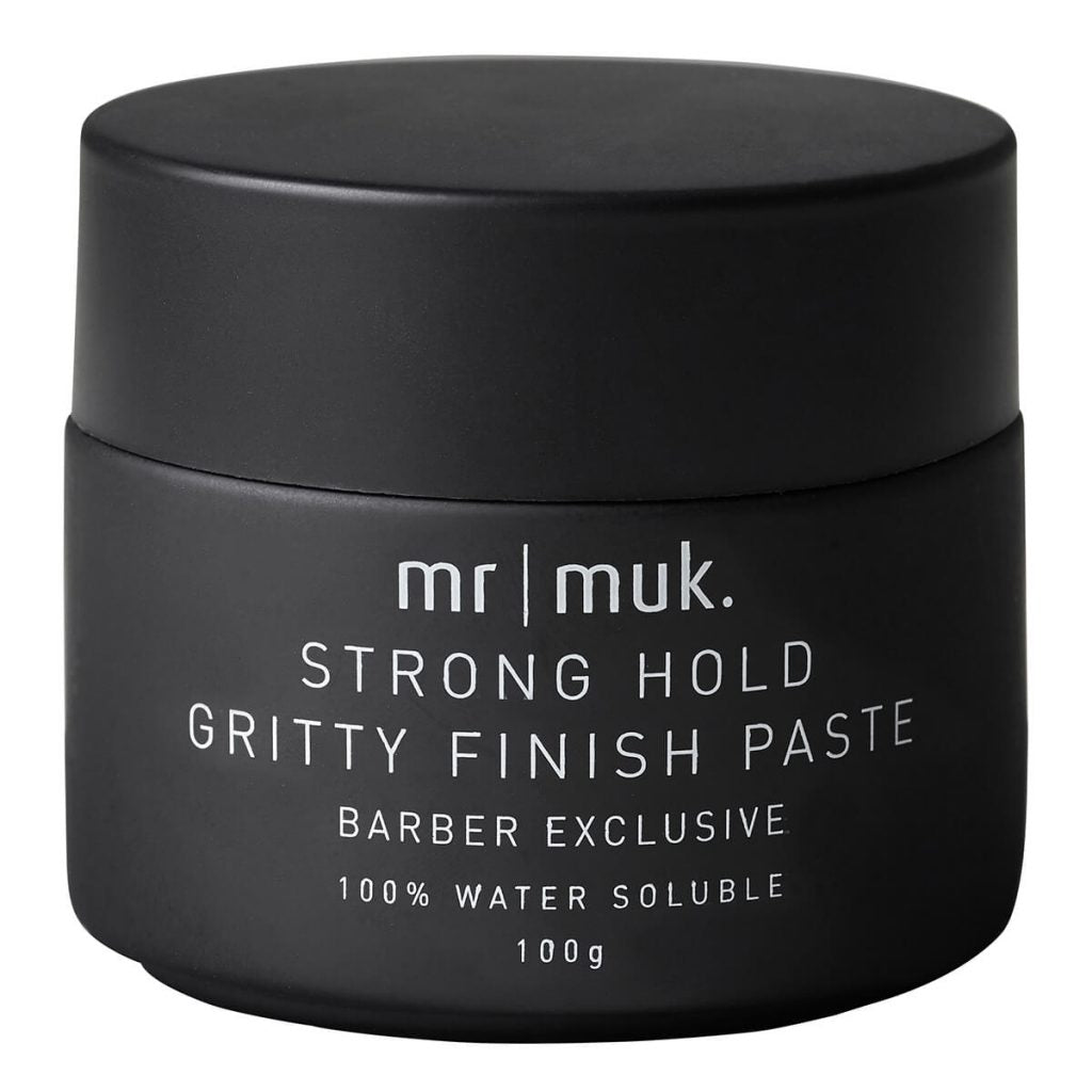 mr muk Strong Hold Gritty Finish Paste