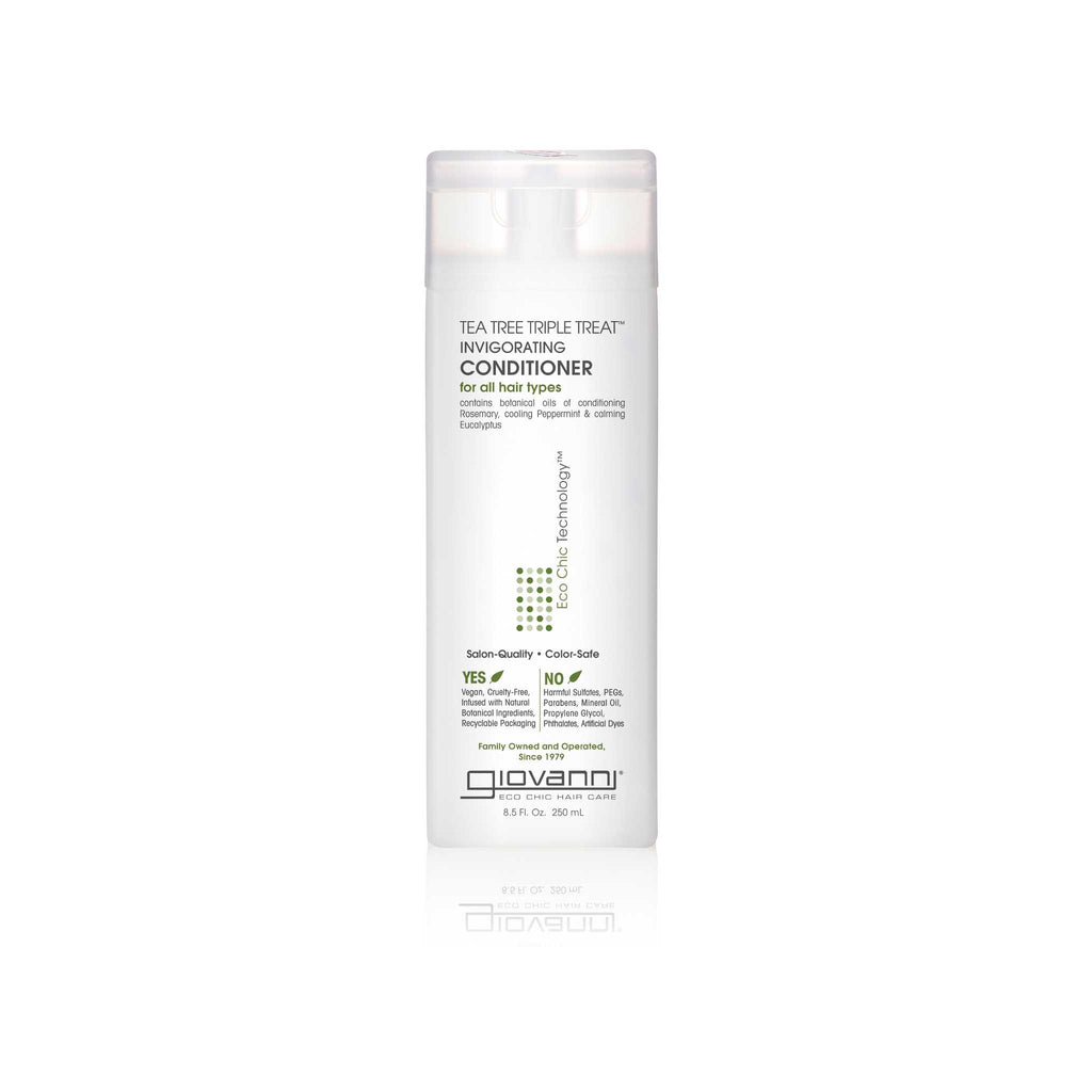 Giovanni Tea Tree Triple Treat Invigorating Conditioner 250ML