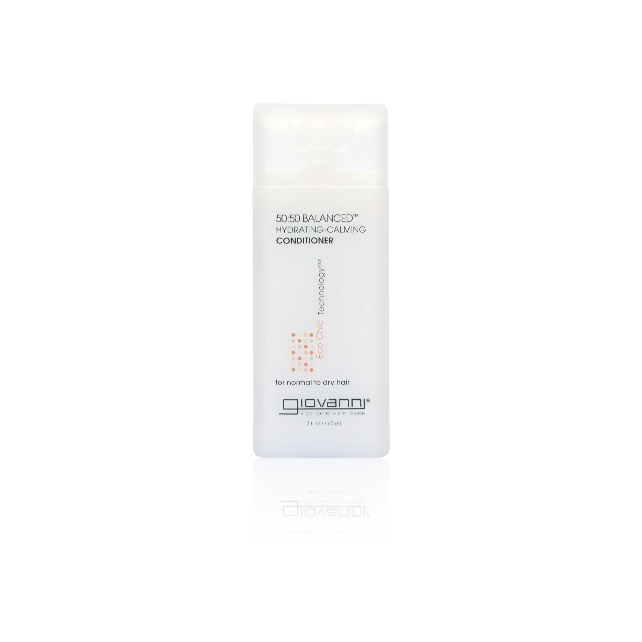 Giovanni 50:50 Balanced™ Hydrating-calming Conditioner 60ML | Free Shipping