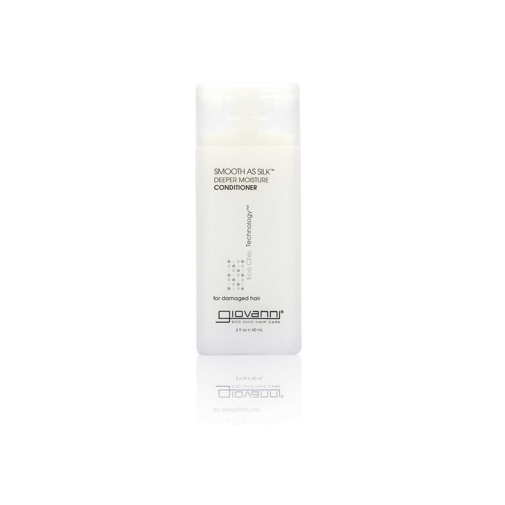 Giovanni Smooth As Silk Deeper Moisture Conditioner 60ML | Free Shipping