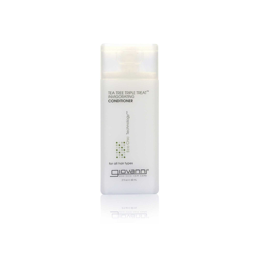 Giovanni Tea Tree Triple Treat Invigorating Conditioner 60ML | Free Shipping