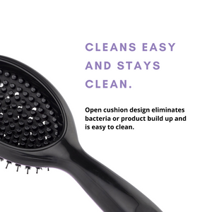 Curl Keeper® Styling Brush