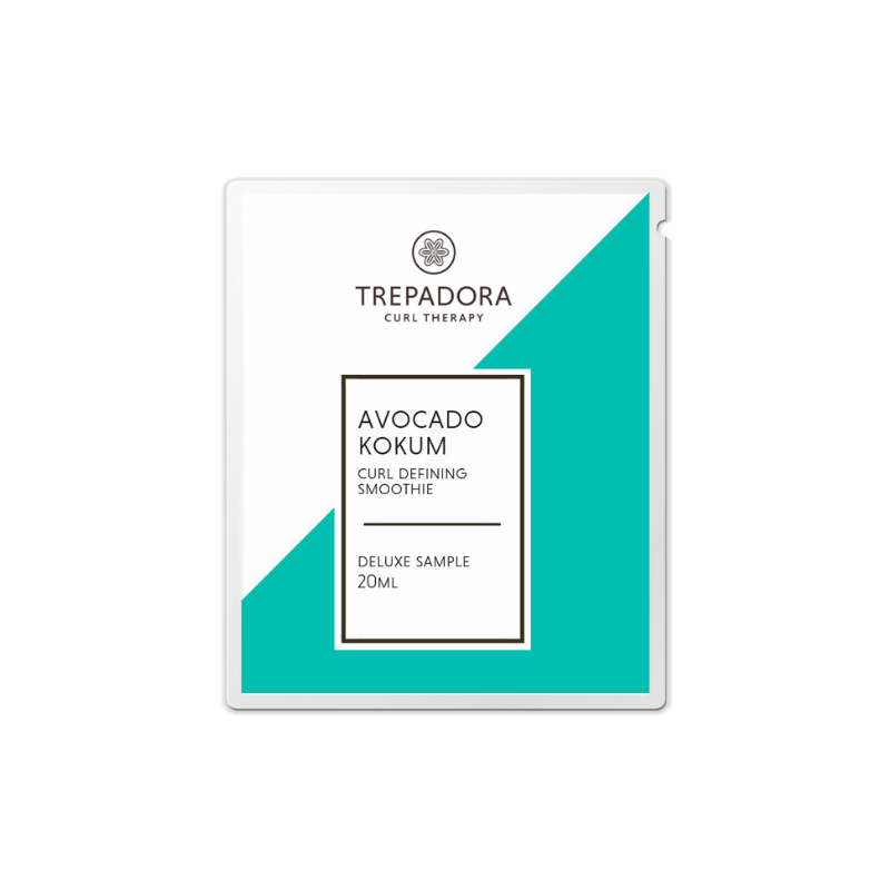 Trepadora Avocado Kokum Curl Defining Smoothie Sample 20ml | Free Shipping