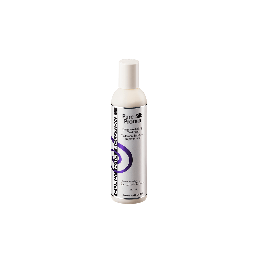 Curly Hair Solutions® Pure Silk Protein 235ML